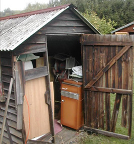 a shed clearance in bournemouth