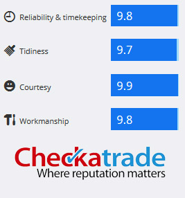 checkatrade ratings