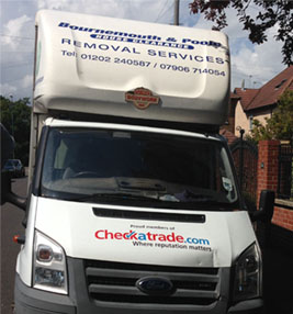 our luton van