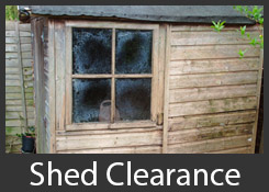 shed clearance services