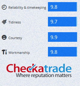 we are members of checkatrade